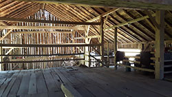 Interior Barn Upper Level