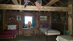 Inside Hunt Camp