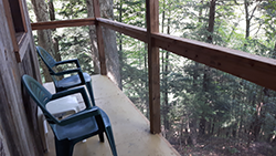 Eagles Nest (Treehouse) Cabin